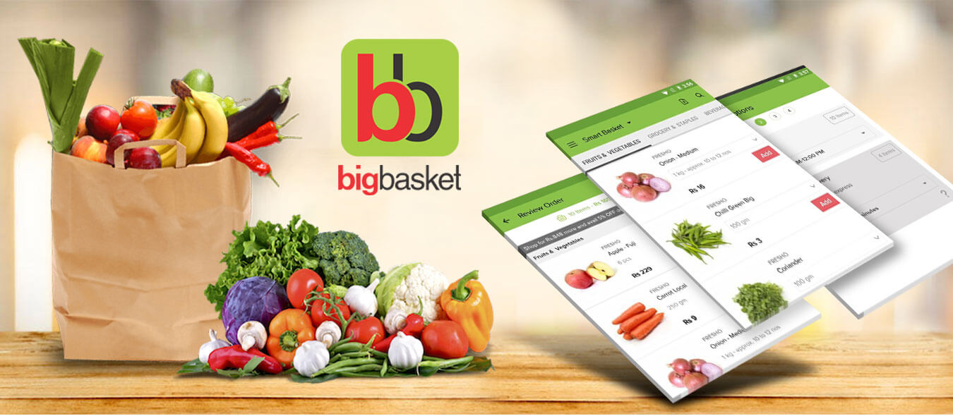 Bigbasket - BigBasket: Flat Rs 150 Instant Discount on Order of Rs 1499