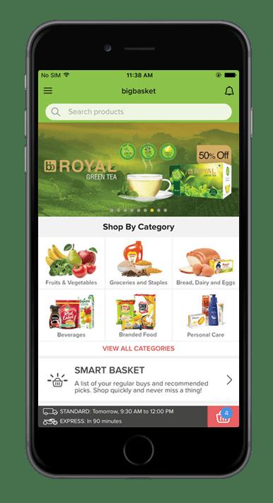 BigBasket-Mobile-App