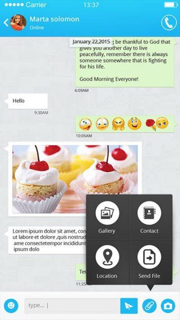 Circlechat-app5
