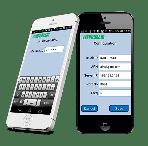 Praxair-App-Development