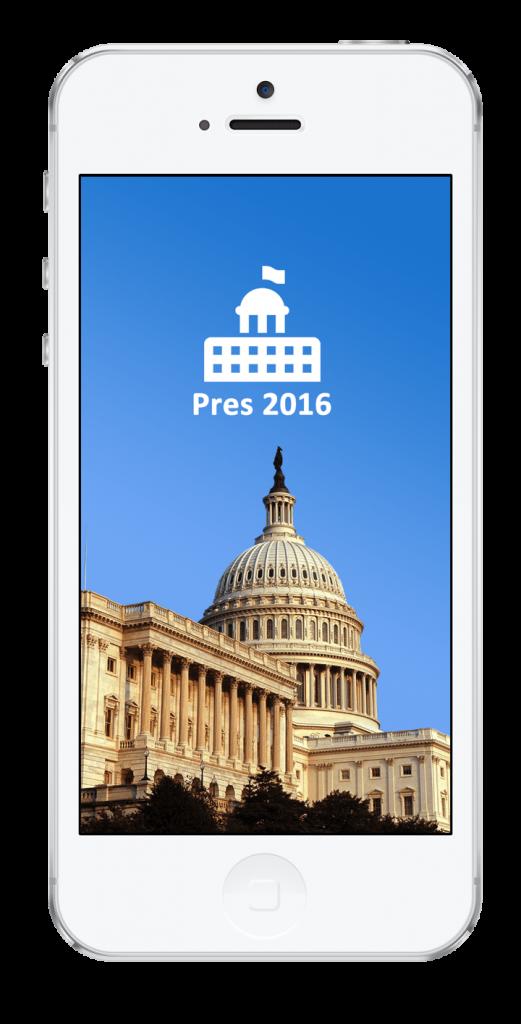 Pres2016-iPhone-App