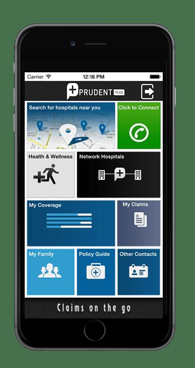 PrudentPlus-application