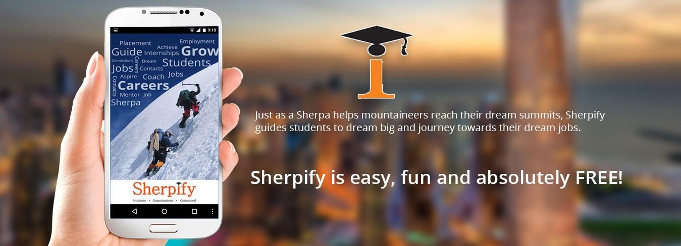 Sherpify