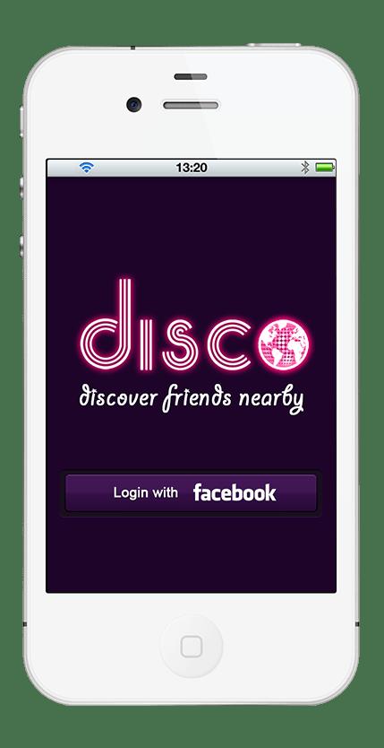 Social-App-Disco