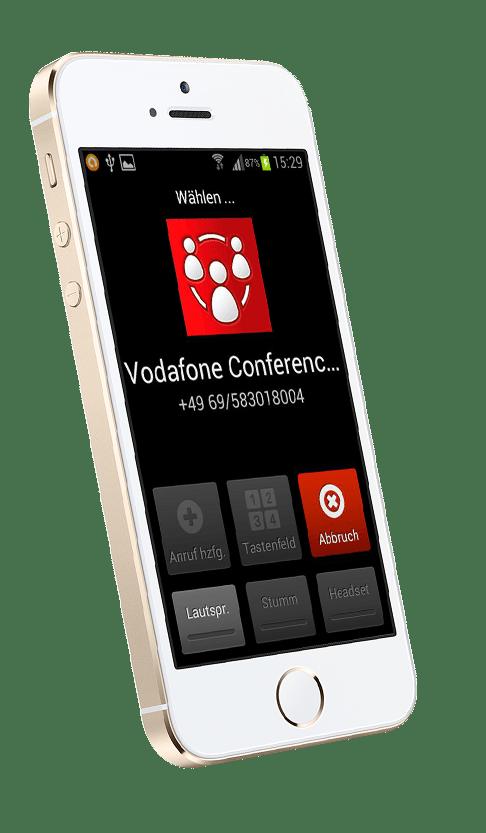 Vodafone-Conference-App