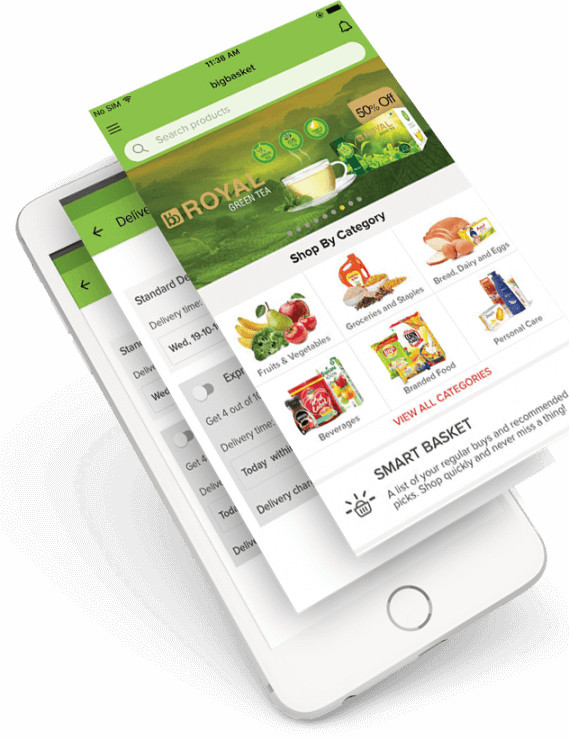 about-BigBasket-Application
