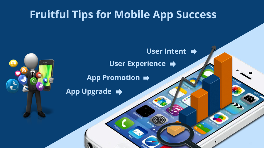 4 Fruitful Tips for Your Mobile App Success
