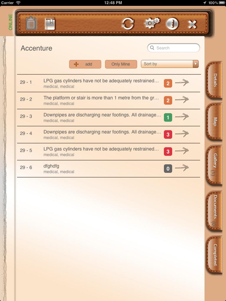 iAudit-ipad-app