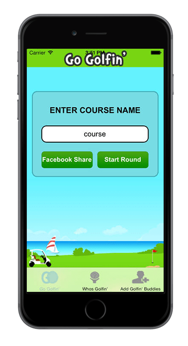 iPhone-App-Gone-Golfin