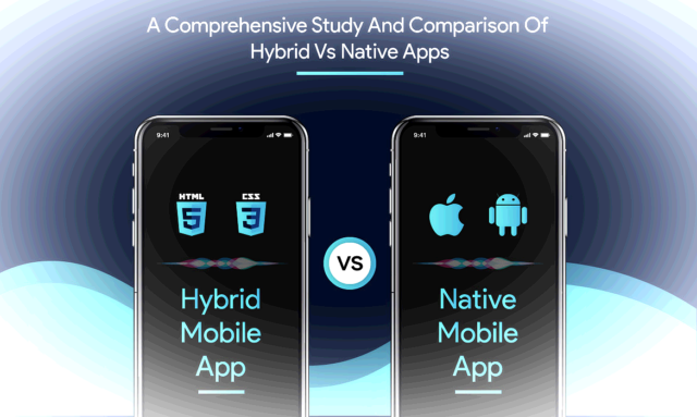 Native and Hybrid App – Which to Choose?