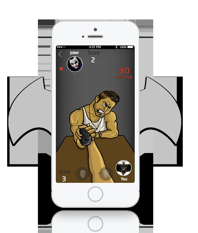 Freak-Gaming-and-Messaging-app1