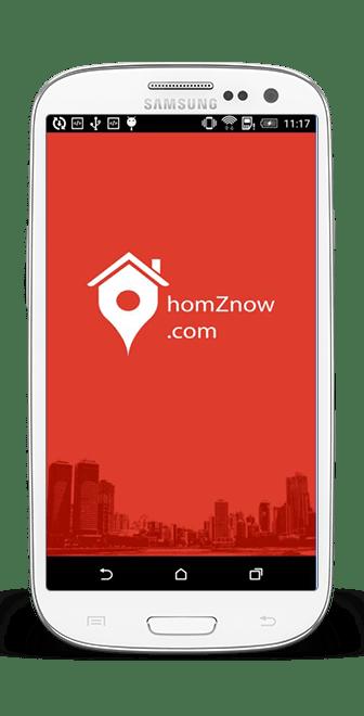 Homznow-mobile-app-development