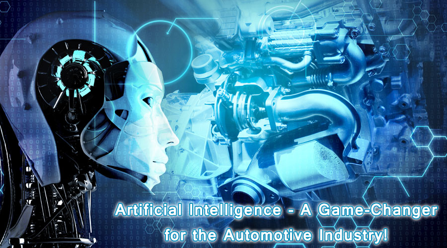 Artificial Intelligence for Automotive Industry