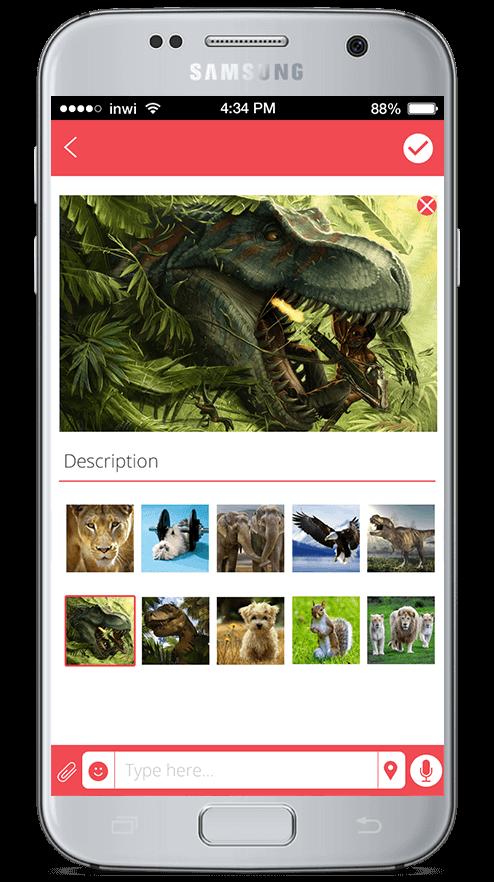 MelodyGram-Messenger-App5