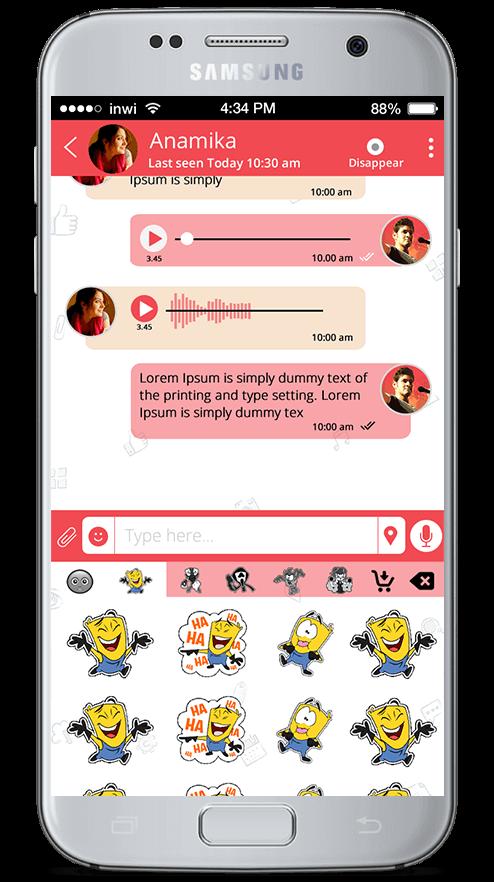 MelodyGram-Messenger-App6