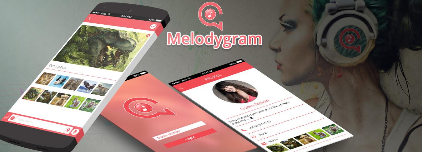 Melodygram-Banner