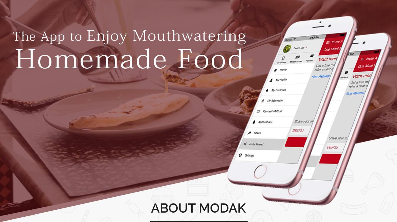 Modak-iPhone-app-development-banner-design