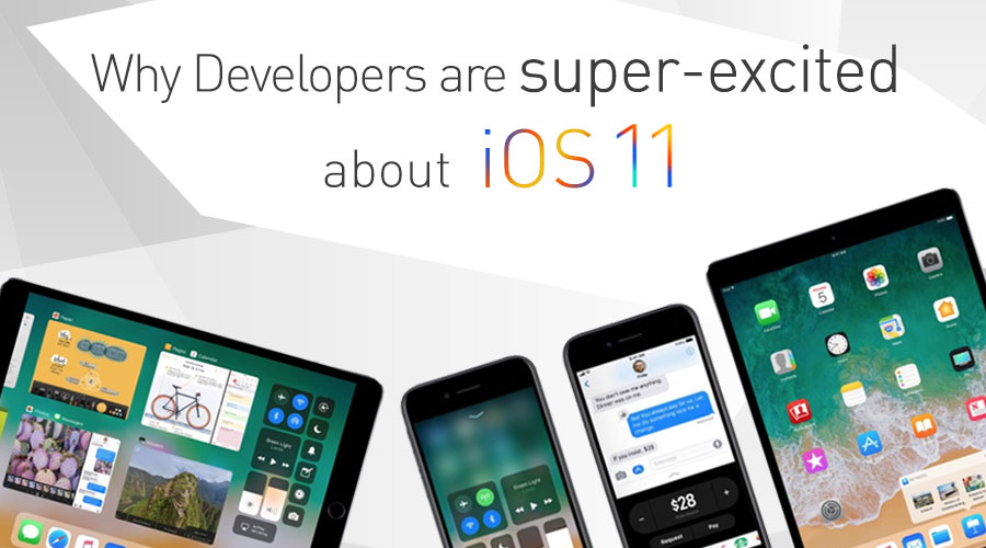 Learn whats new in iOS 11 for developers