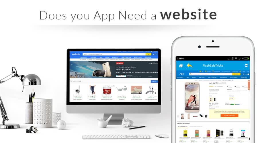 Does your App need a Website