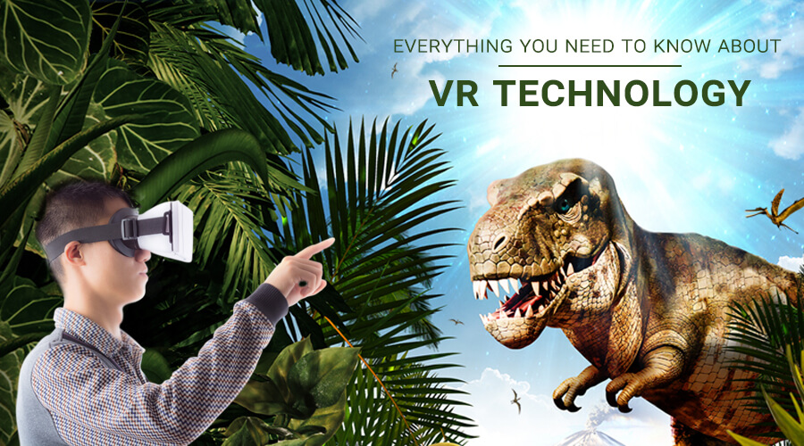 Complete Guide about VR Technology