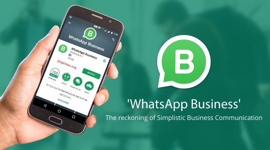 Simplistic Business Communication with WhatsApp Business