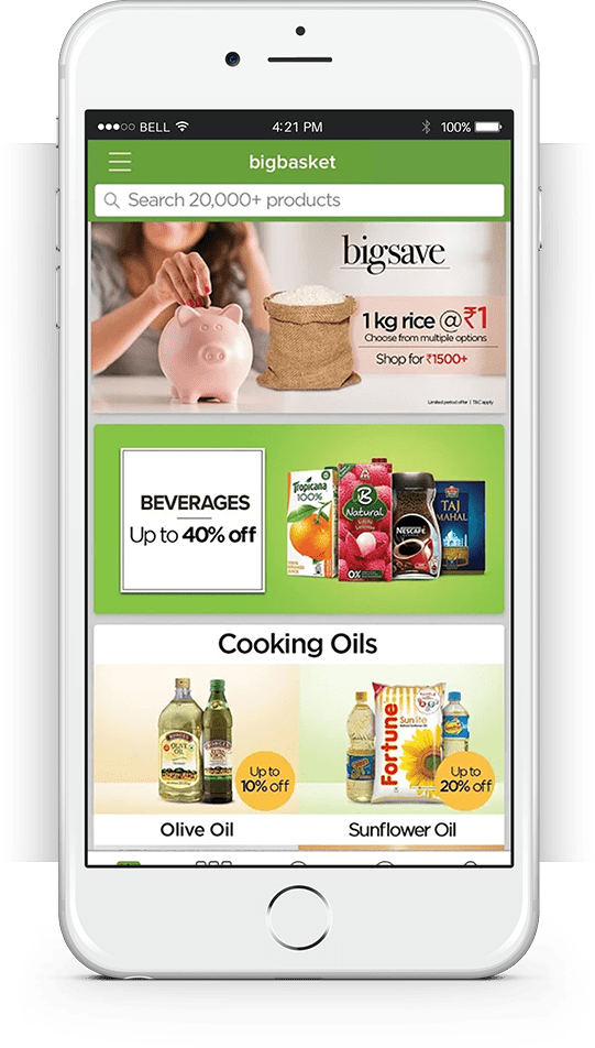 BigBasket-Android-application-development-powered-by-FuGenX