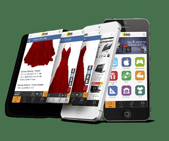 Blink-online-retailer-app