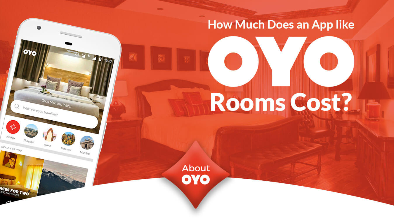 How Much Does it Cost to Develop an App like Oyo