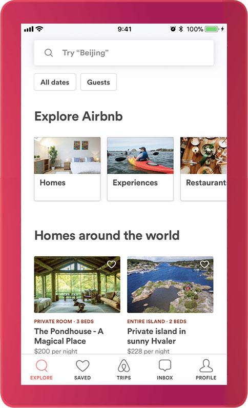 Airbnb-app-development-cost