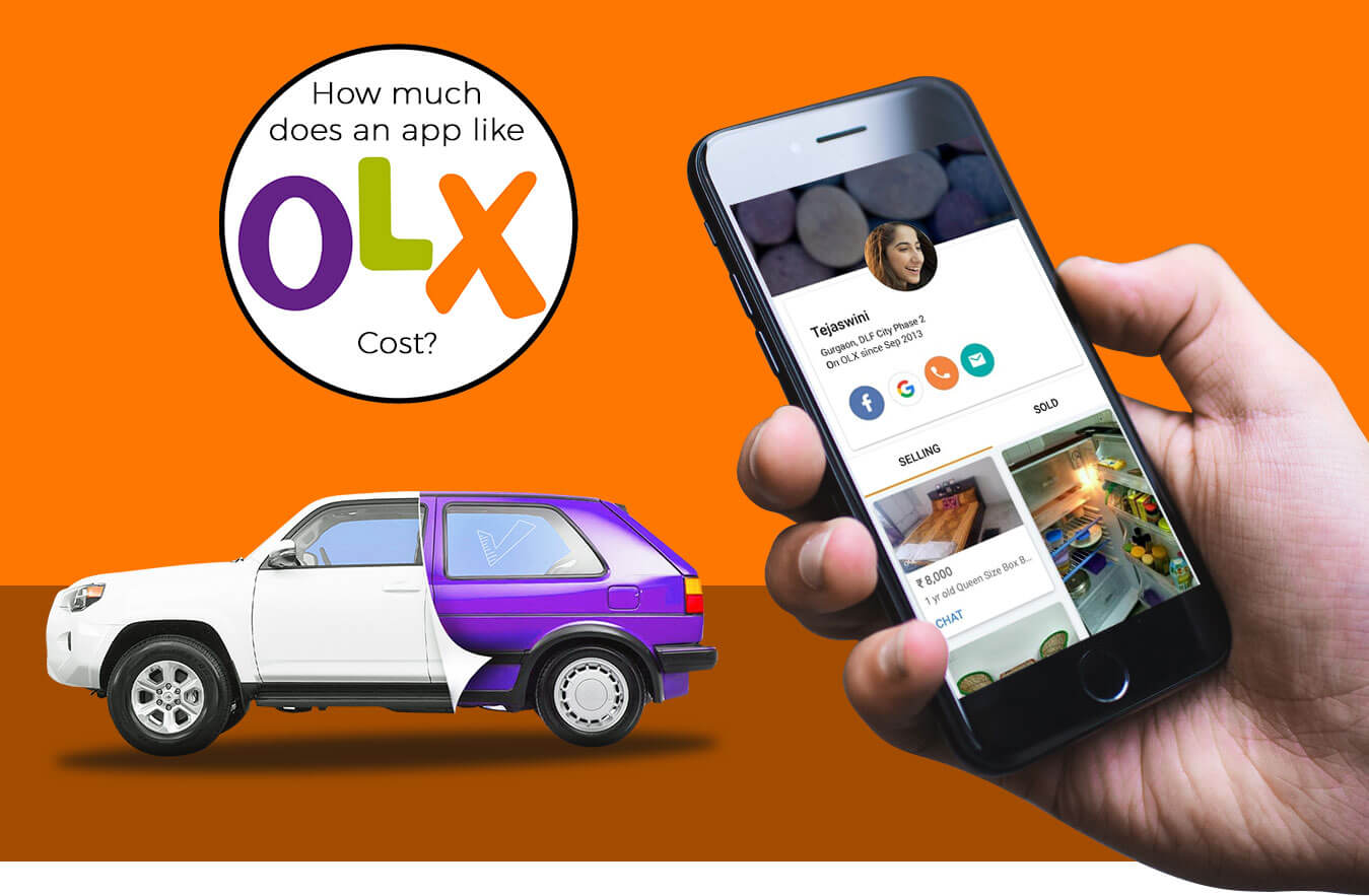How Much Does it Cost to Develop an App like Olx