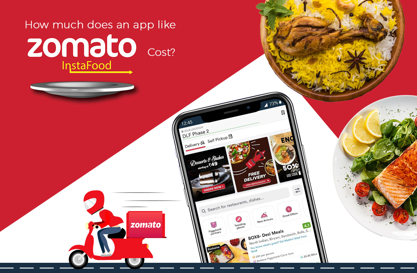 How Much Does it Cost to Develop an App like Zomato