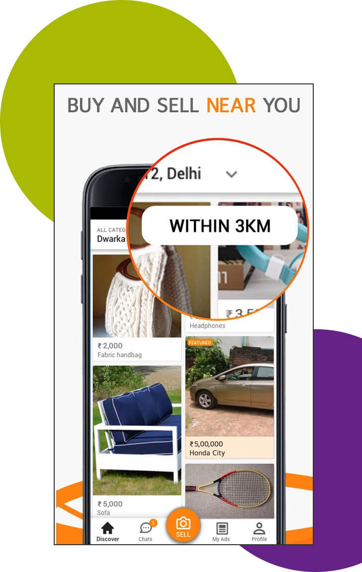 How Much Does It Cost to Develop an App like OLX/Quikr?