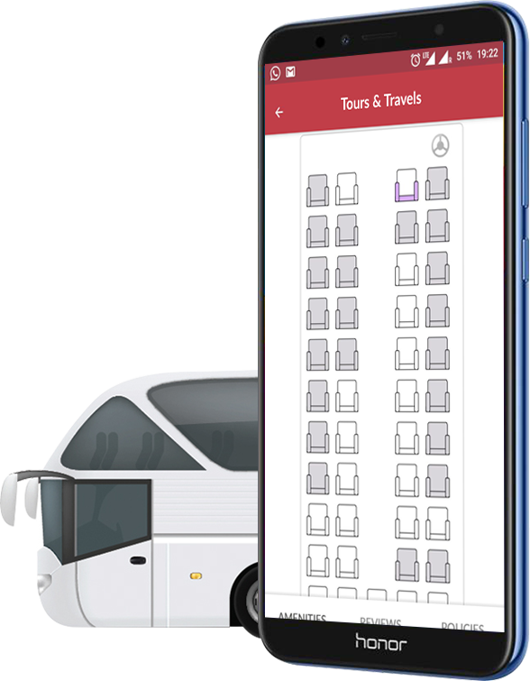 Redbus for android ios windows