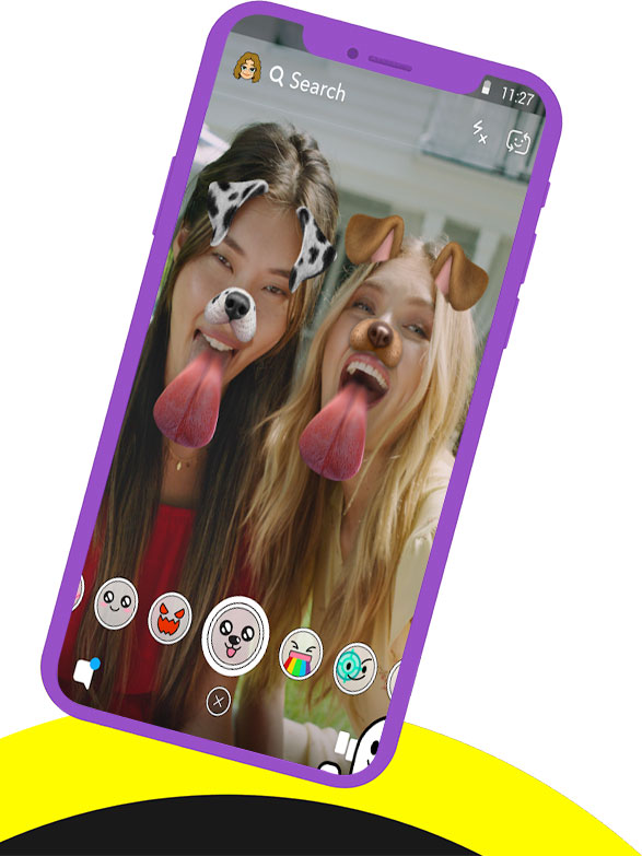 Snapchat-for-android-ios-windows