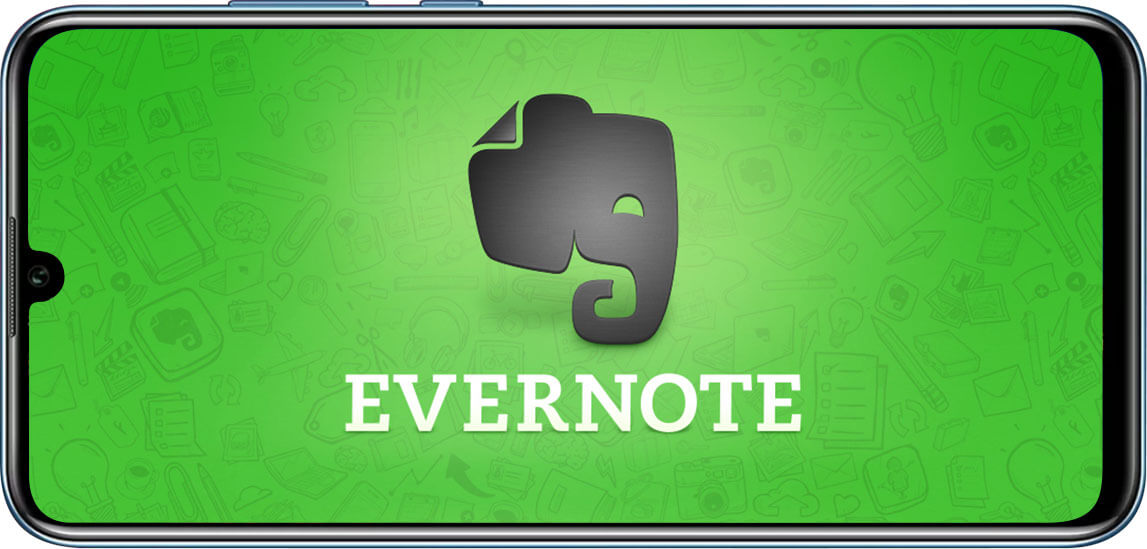 overview of evernote
