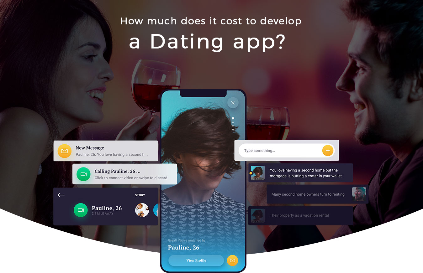 How Much Does it Cost to Develop an App like Dating App
