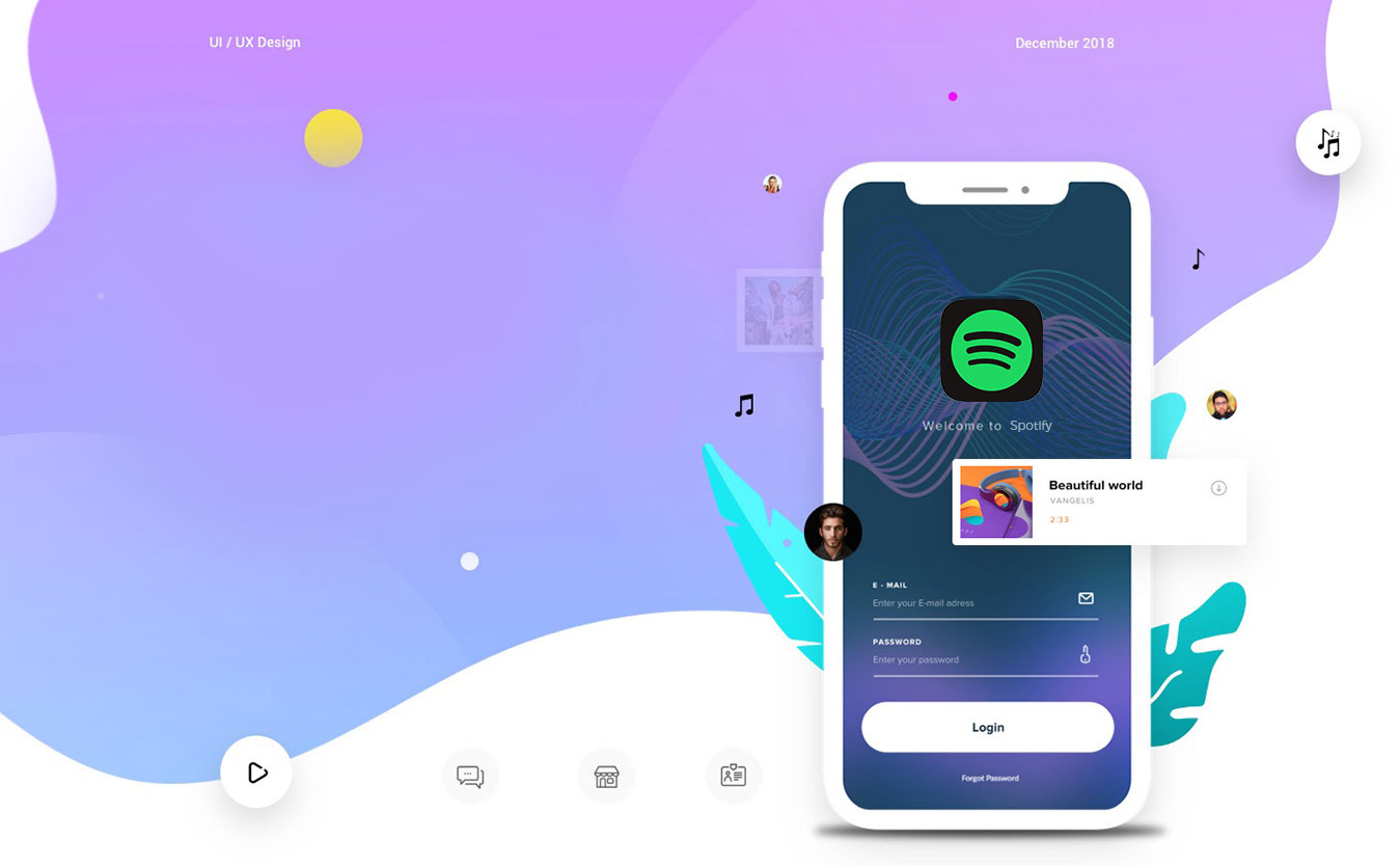 How Much Does it Cost to Develop an App like Spotify