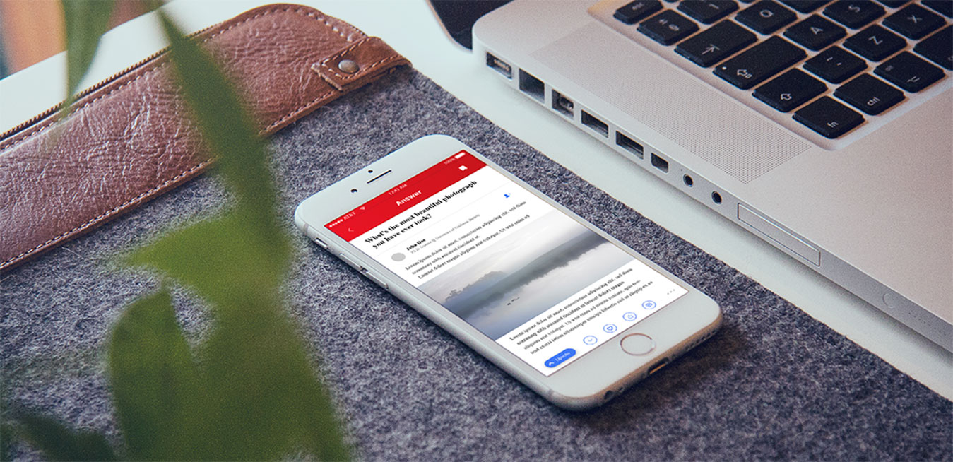 Quora App Features
