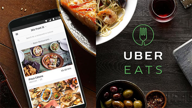 UberEats app developers