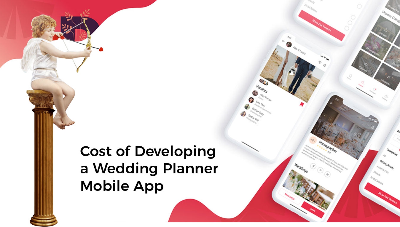 Wedding Planner App.Cost Of Developing A Wedding Planner Mobile App Fugenx