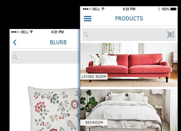 IKEA-UI-Design