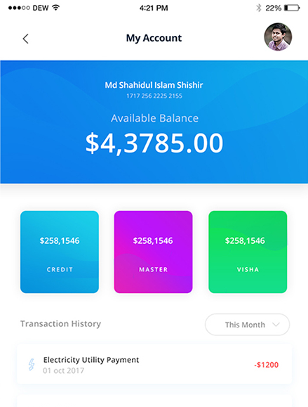 Loan-Lending-UI-Design