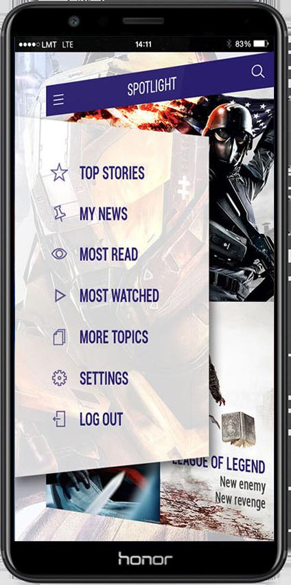 News-and-Newspaper-app-development