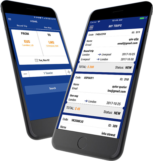 How much it cost in developing bus ticket booking mobile app