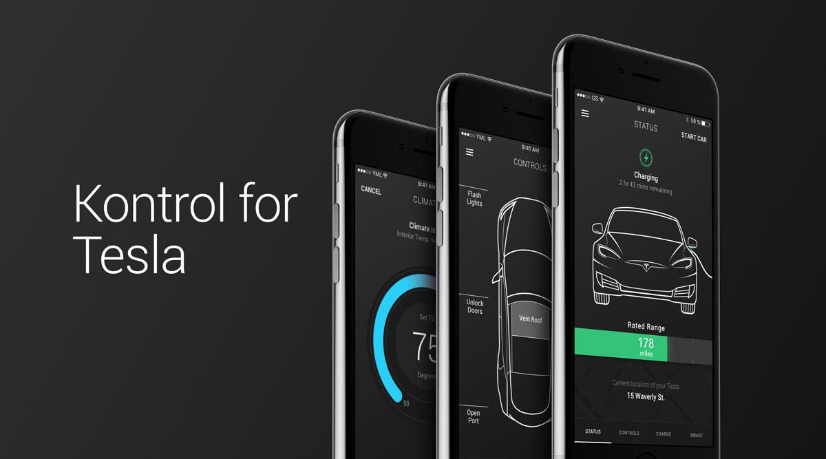 Tesla-app-usa