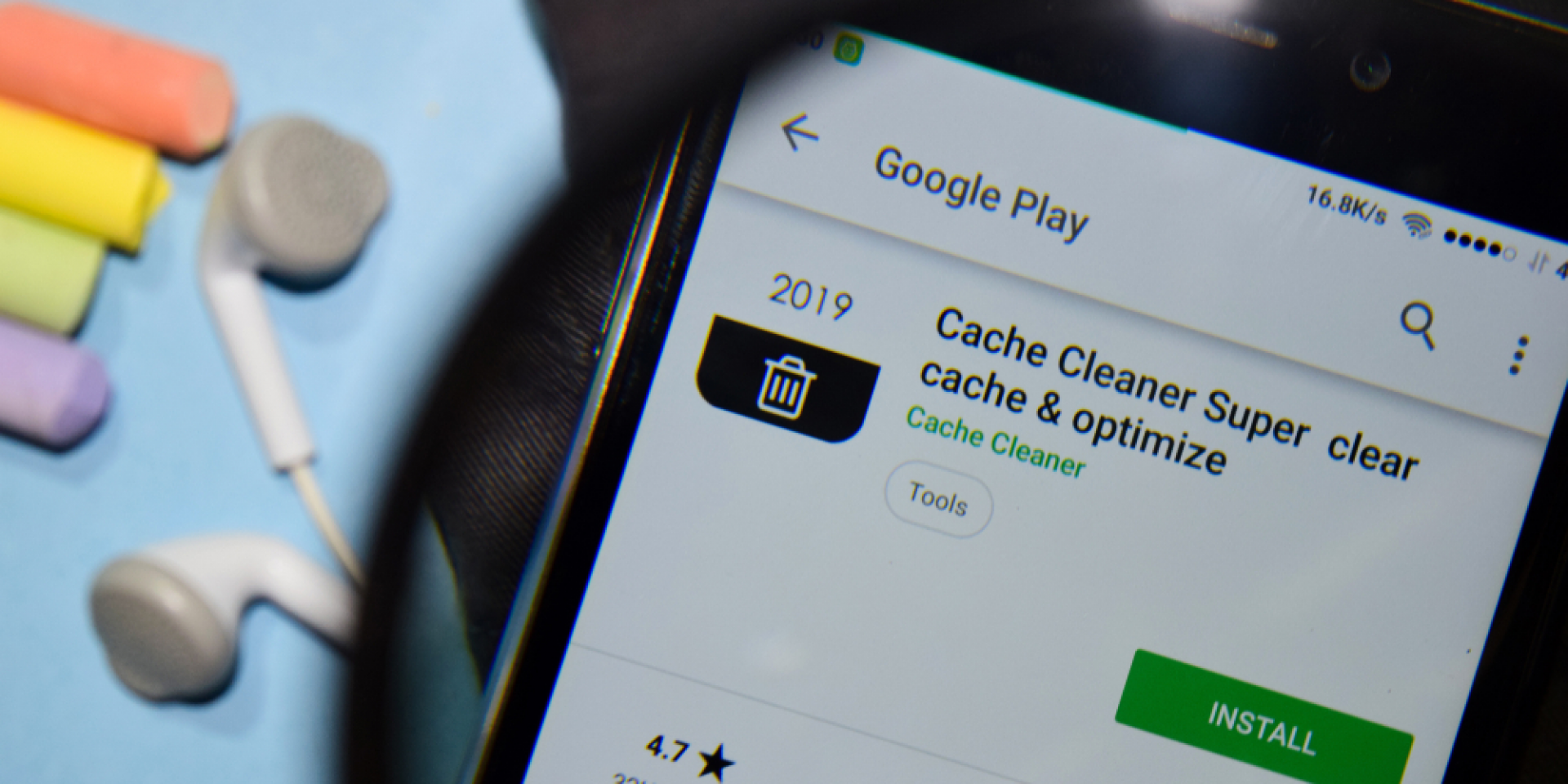 15 best android Cache Cleaner Apps 2020