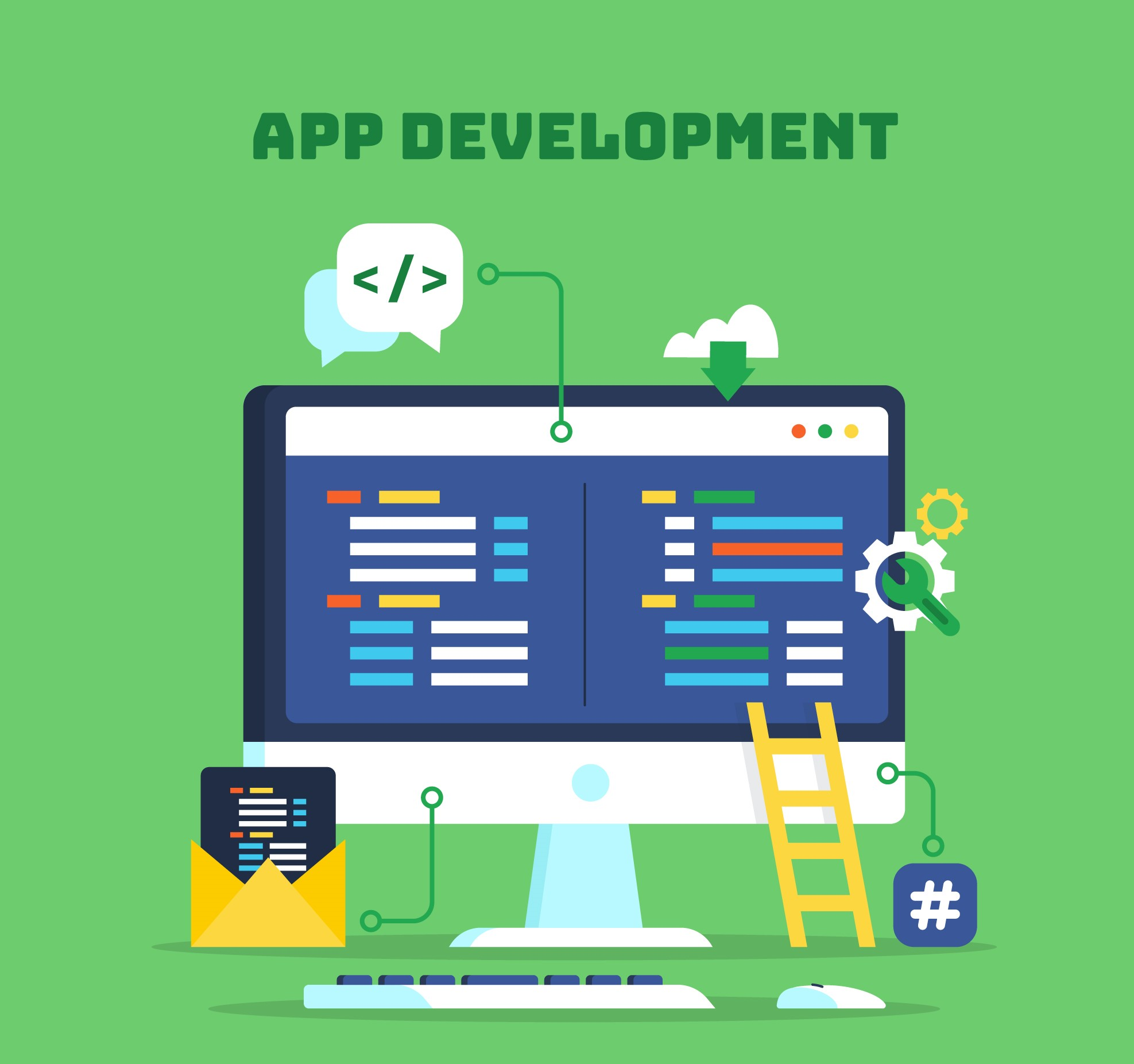 Enterprise app development challenges and best practices to overcome them?