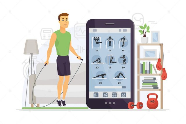 How much does it cost to develop a fitness or Workout app?