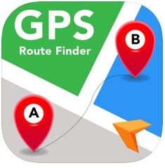7 GPS Route Finder