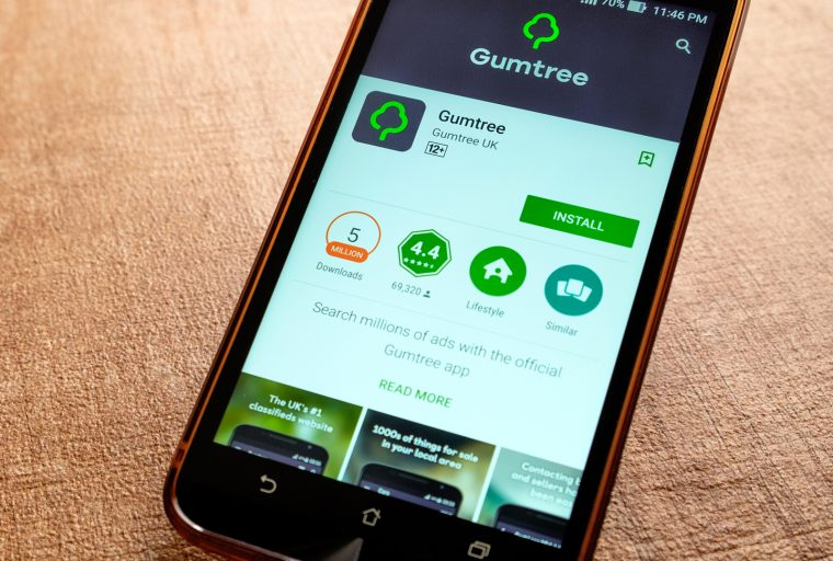 How Much It Cost to Make an App like Gumtree?